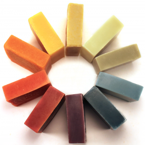 Coloring Soap Naturally: Brand New eBook - The Nova Studio