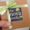 Little Gift Box The Nova Studio Sticker