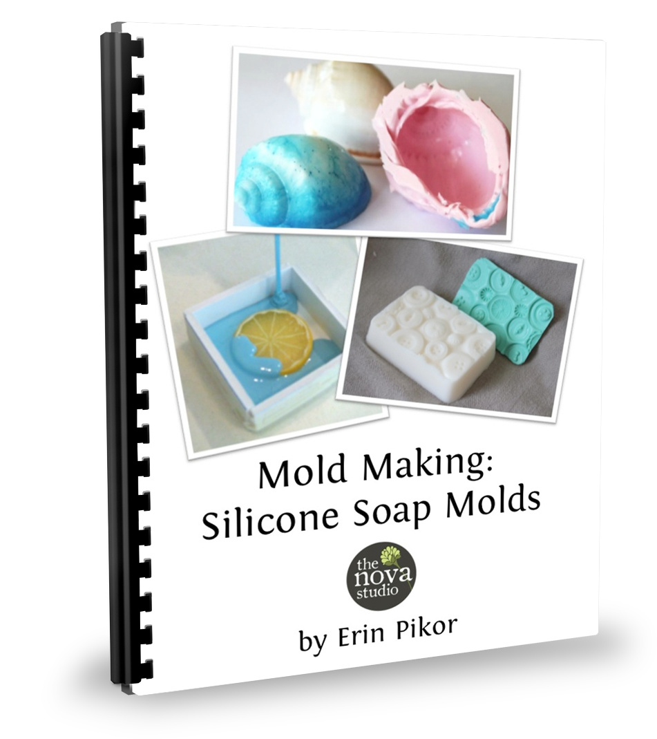 Class Handout Mold Making Silicone Soap Molds The Nova Studio