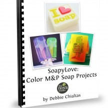 SoapyLove Color Projects