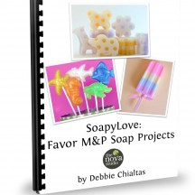 SoapyLove Favor Projects