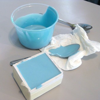 Creating a Cavity Mold with Liquid Silicone