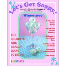 soapylove cover issue 5