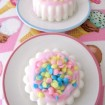 Soap Sprinkles on Soap Cakes Designed by Debbie Chialtas of Soapylove