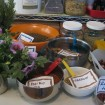 Labeled Herbs and Botanicals