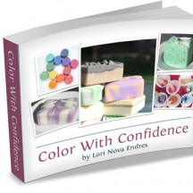 Coloring with Confidence eBook Cover by Lori Nova Endres, Founder of The Nova Studio