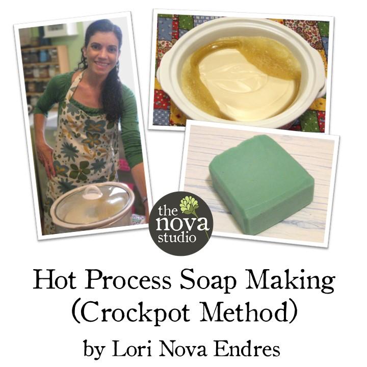 Class Handout: Hot Process Crockpot Soap Making