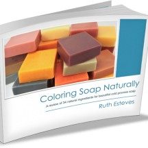Coloring Soap Naturally cover