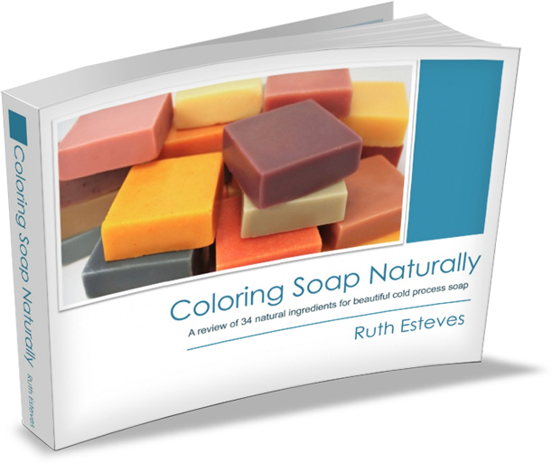 eBook: Coloring Soap Naturally