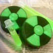Soapylove Radioactive Glow-in-the-Dark Melt & Pour Soap by Debbie Chialtas