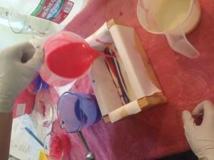 Red, White & Blue Soap for TKB Trading - The Nova Studio