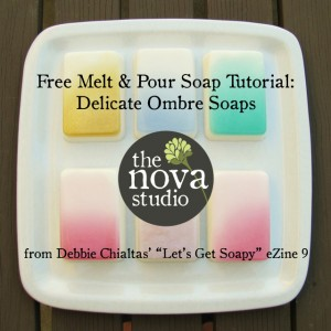 free ombre soap tutorial