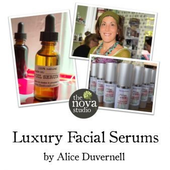 Luxury Facial Serums by Alice