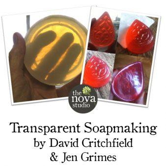 eClass handout cover transparent soap SQUARE