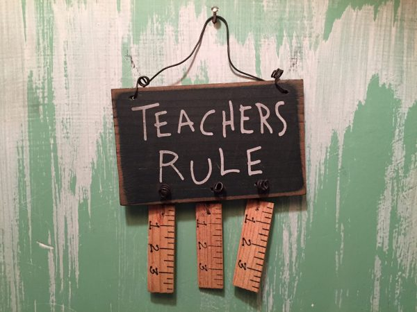 The Nova Studio Teachers Rule