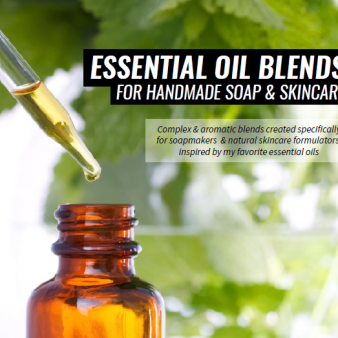 50 more essential oil blends cover