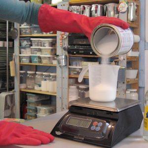 Lye Safety Free Video Clip - AKA Sodium Hydroxide Solution Safety